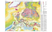 International Geological Map of Europe at 1:10 M
