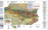 Geological Map of the Pyrenees