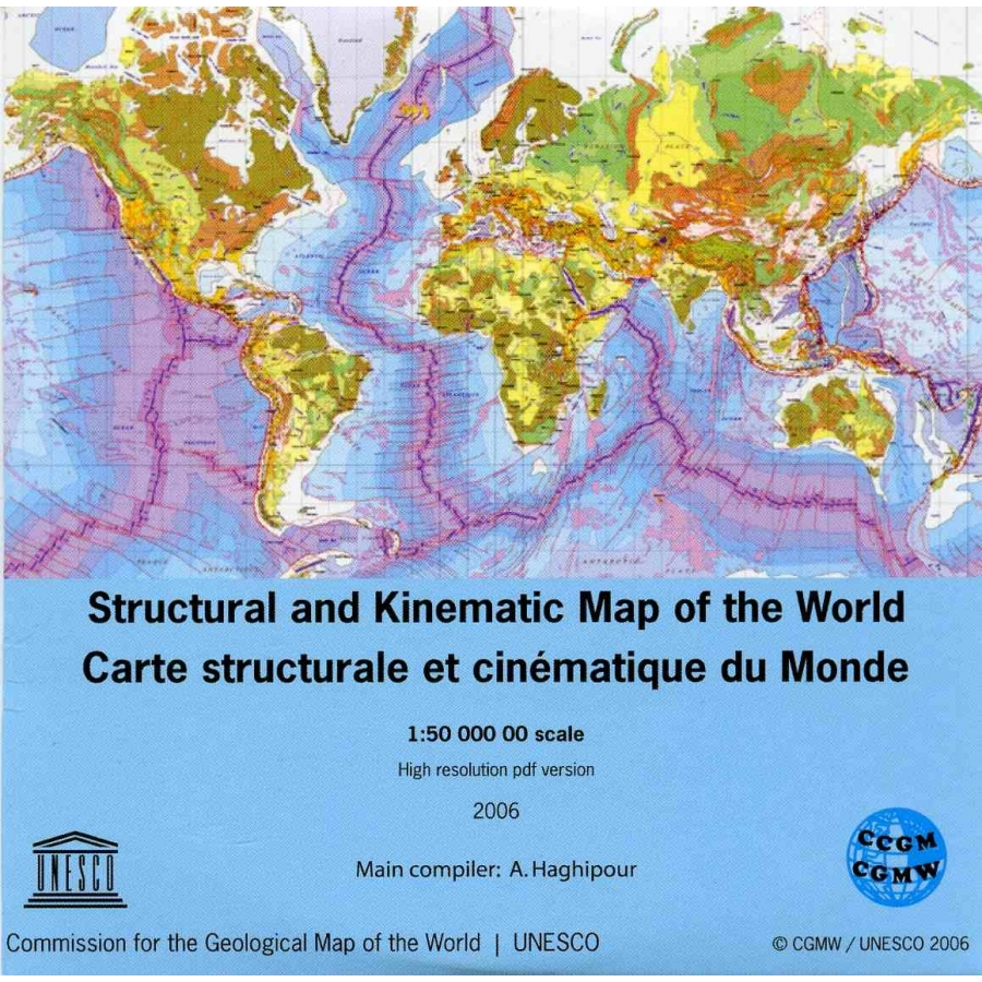 Structural and kinematic map of the world ccgm cgmw next gumiabroncs Images