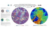 Magnetic and Gravimetric Anomaly Maps of the Arctic