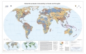 Global Groundwater Vulnerability to Floods and Droughts
