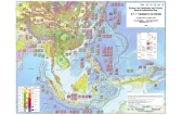 Eastern Asia Earthquake and Volcanic Hazards Information Map