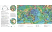 Physiographic Map of the World at 1:50 M