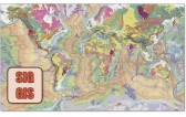 Geological Map of the World at 1:35 M - GIS