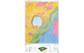 Geological Map of the Bosumtwi Impact Crater